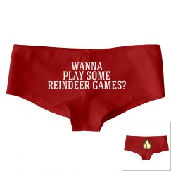 Play Some Reindeer Games