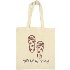 Beach Day Tote