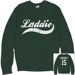 St Patricks Laddie