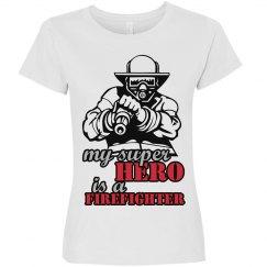 Super Hero-Firefighter