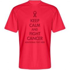 Breast Cancer Race Tee