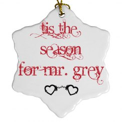 Mr. Grey Ornament2