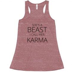 Beast Called Karma