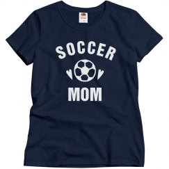 Not A Regular Mom I'm A Soccer Mom