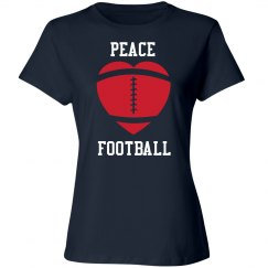 Peace Love and Football