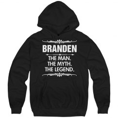Branden the man the myth the legend