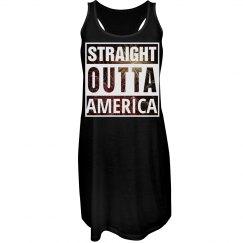Straight Outta America (Dress)