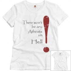 No Athesists in Hell