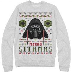 Ugly Sithmas Sweater