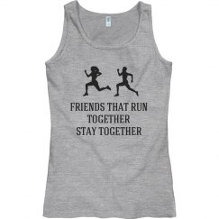 Friends that run together