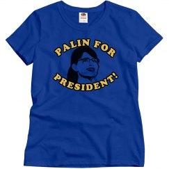 Palin For President