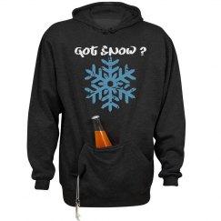 TWA - Got Snow Hoodie
