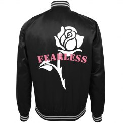 Fearless Rose Bomber Design