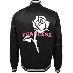 Fearless Rose Bomber Design