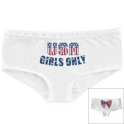 USA Girls Only Intimate Set 2/2