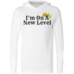 I'm on a New Level Hoodie
