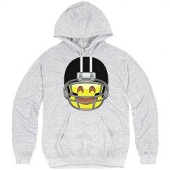 Emoji Football Helmet
