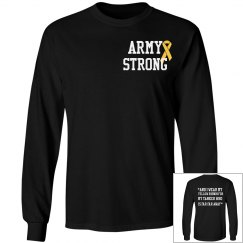 Army strong tanker girl