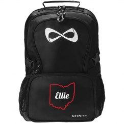 Gym Duffel Bag FunnyShirts.org Elly Gymnastics /& Dance