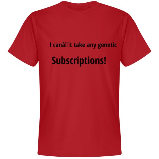 Accidental Subscription