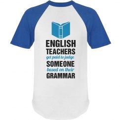 Grammar Judge