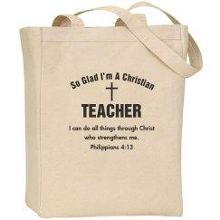 Christian Teacher