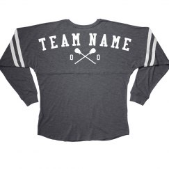 Custom Lacrosse Team Name