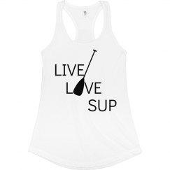 LIVE. LOVE. SUP.