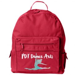 PDT Dance Bag Purple