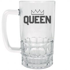 Custom Queen Stein
