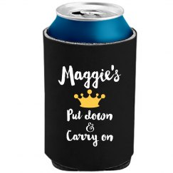 Maggie's Put Down & Carry On