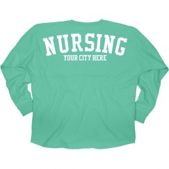 Custom Nursing City Design