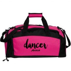 Anna. Dancer