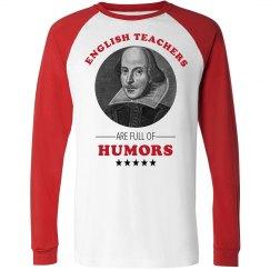 Humorous Teachers