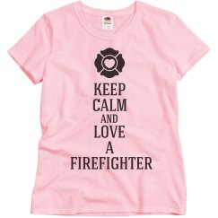 Love a Firefighter