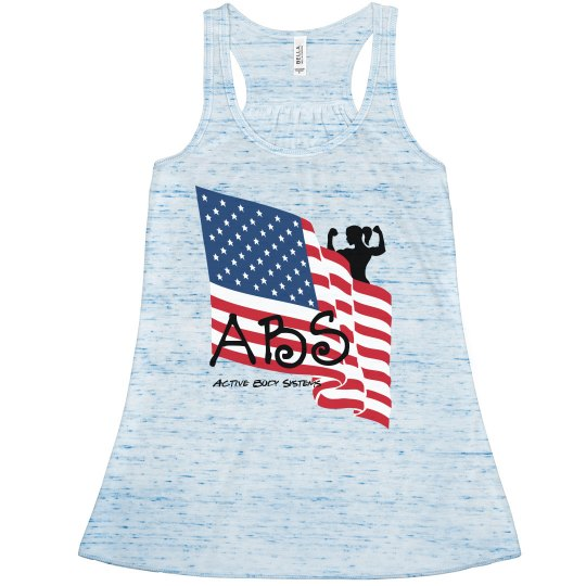 Active Body Systems-tank top