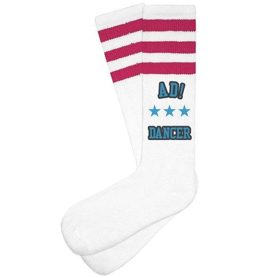 AD! Tube Socks