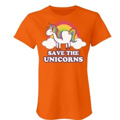 Unicorns Save Them