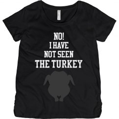 Turkey Maternity Tee