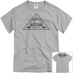 Westland Adult-unisex Basic T
