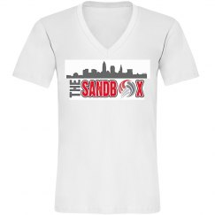 Sandbox Volleyball Cleveland Skyline