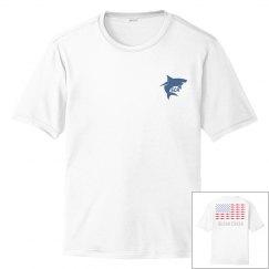 Men's Performance Flag shirt