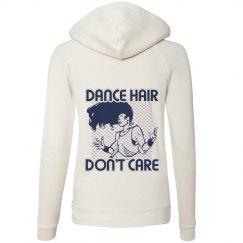 Dance Hair Crop Hoodie
