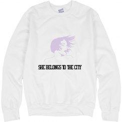 She Belongs To The City X