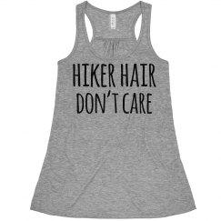 Hiking Hair Crop
