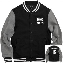 Bong Mines Fleece Jackets
