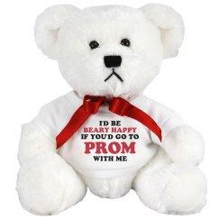 Beary Happy Prom