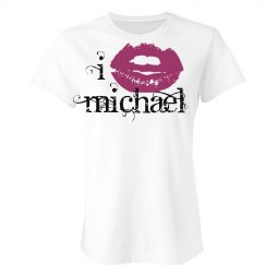 I Love Michael Kiss