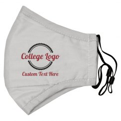 Add Your College Logo & Name Mask
