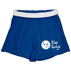 Girls emoji camp soffe shorts (YOUTH size)
